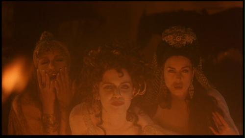 Las concubinas de Dracula